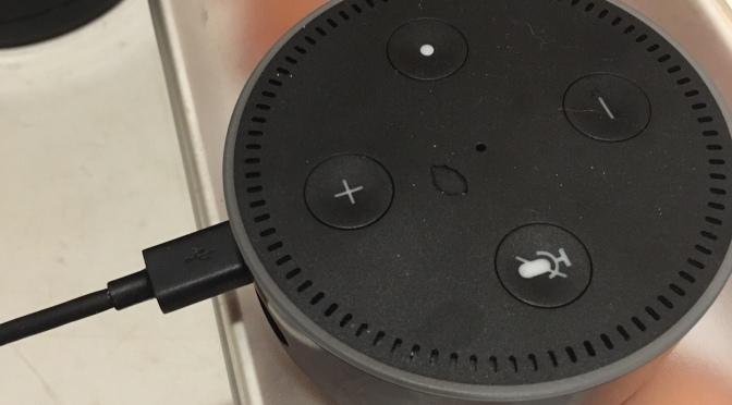 Alexa – Part II